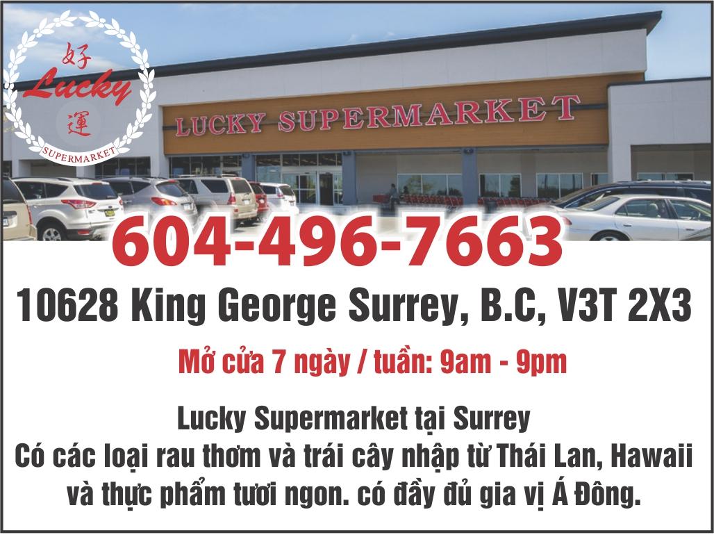 LuckySupermarket